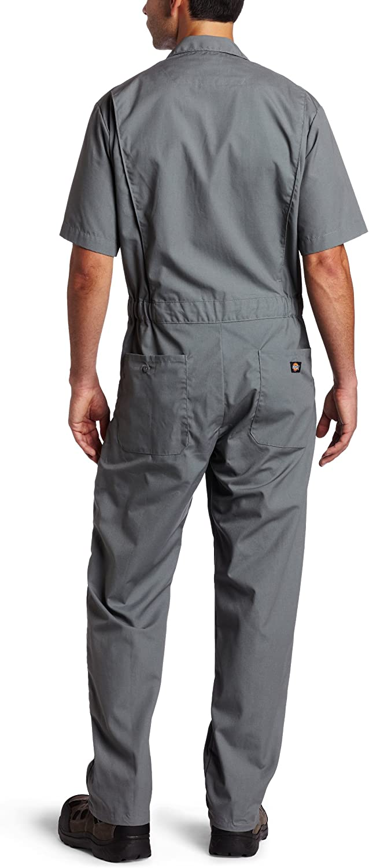 Dickies Men's Short-Sleeve Coverall