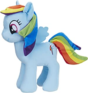 My Little Pony Cuddly Plush Rainbow Dash Fashion Doll