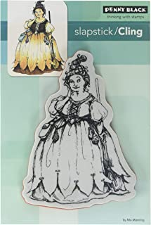 Penny Black Series Slapstick/Cling 40-555 Chubby Witch