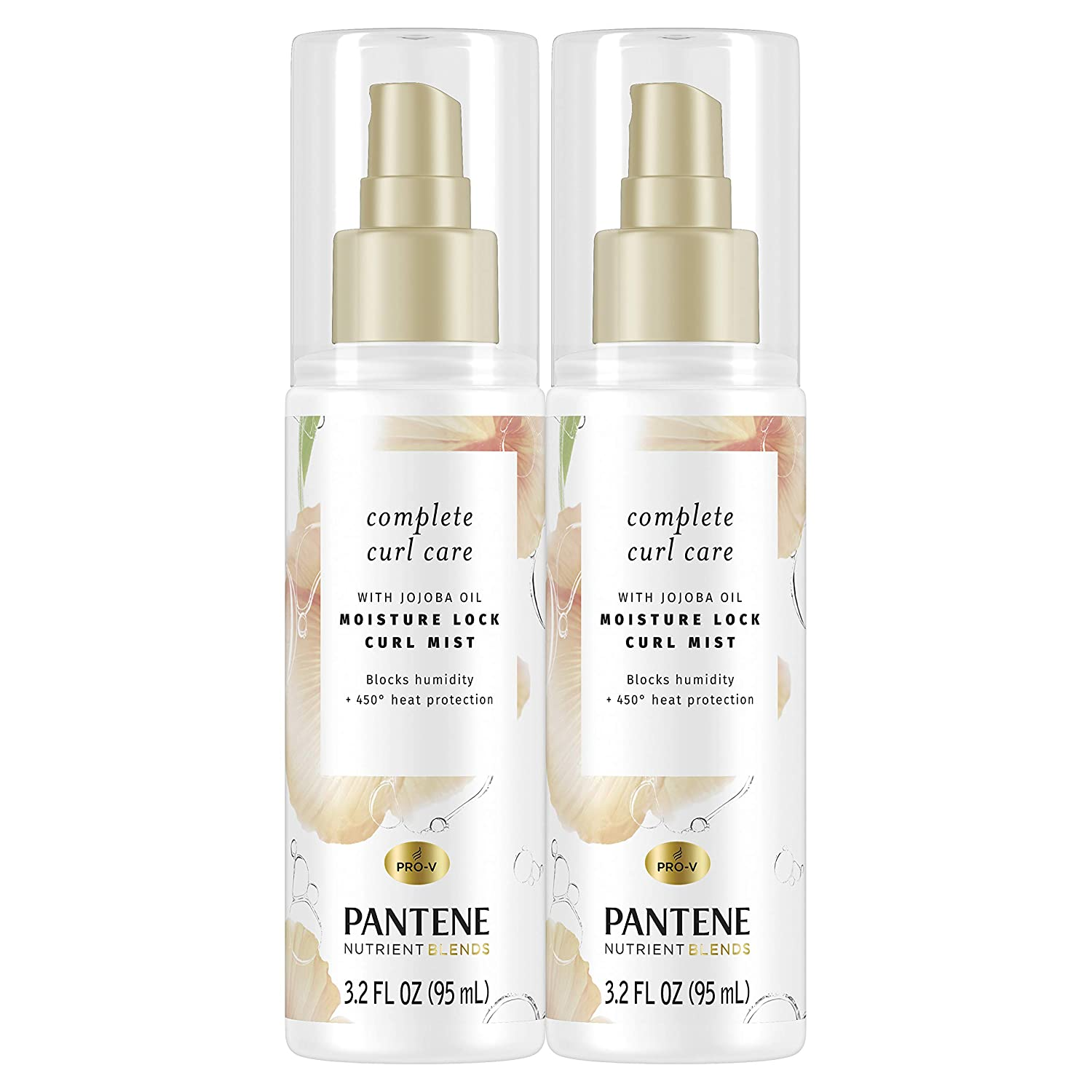 Pantene Heat Today's only Protectant Spray with Max 57% OFF Jojoba for Nu Hair Curly Oil