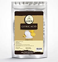 Naturevibe Botanicals Citric Acid, 5lbs   Non-GMO and Gluten Free   100% Natural   Food Grade   Flavouring agent   Natural...