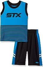 STX Boys' 2 Piece Performance Tank and Short Set