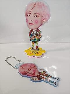 IDOLPARK BTS Standing Doll & Key Holder (V)