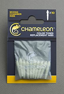 Chameleon Art Products, Replacement Mixing Nibs, Japanese Nibs - 10-Pack