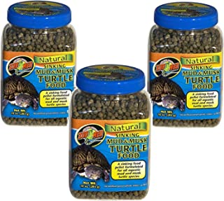 Zoo Med Laboratories Zoomed Mud & Musk Sinking Aquatic Turtle Food, 1 Count, One Size best prices on amazon
