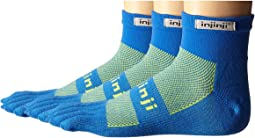 Injinji - Run Original Weight Mini Crew 3-Pack