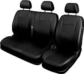 Universal Sitzbezüge Orange für Mercedes Vito W638 Bus 1+1 Schonbezüge Autositz