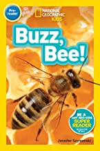 National Geographic Readers: Buzz, Bee!