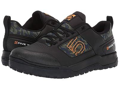 Five Ten Impact Pro (Black/Black/Bright Orange) Men
