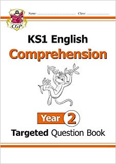 KS1 English Targeted Question Book: Year 2 Reading Comprehension - Book 1