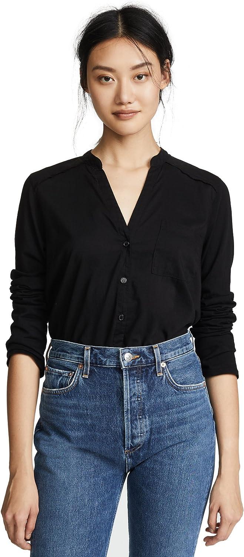 Splendid Women's New Famous Shirt Black