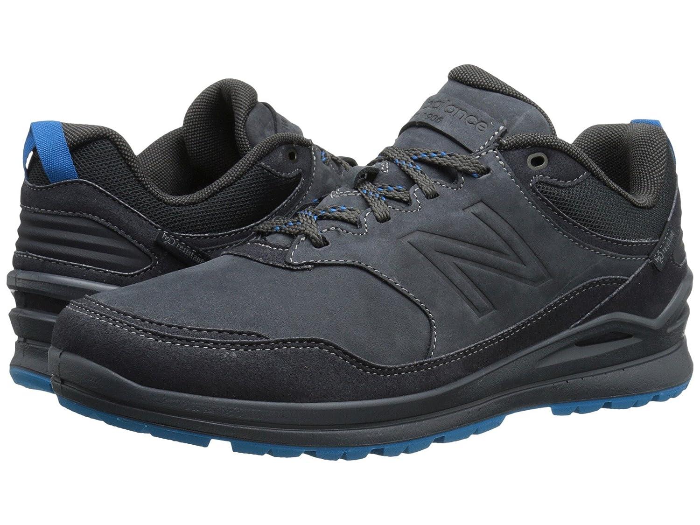 (ニューバランス) New Balance メンズウォーキングシューズ?靴 MW3000v1 Grey 9.5 (27.5cm) 4E - Extra Wide