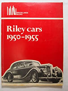 Riley Cars 1950-1955