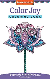 color joy coloring book perfectly portable pages