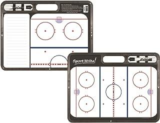 hockey coaching whiteboard