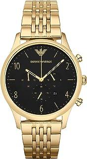 Emporio Armani Men's AR1893 Dress Gold Watch