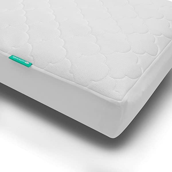 Newton Baby Waterproof Crib Mattress Pad 100 Breathable Proven To Reduce Suffocation Risk Universal Fit 100 Washable Hypoallergenic Non Toxic