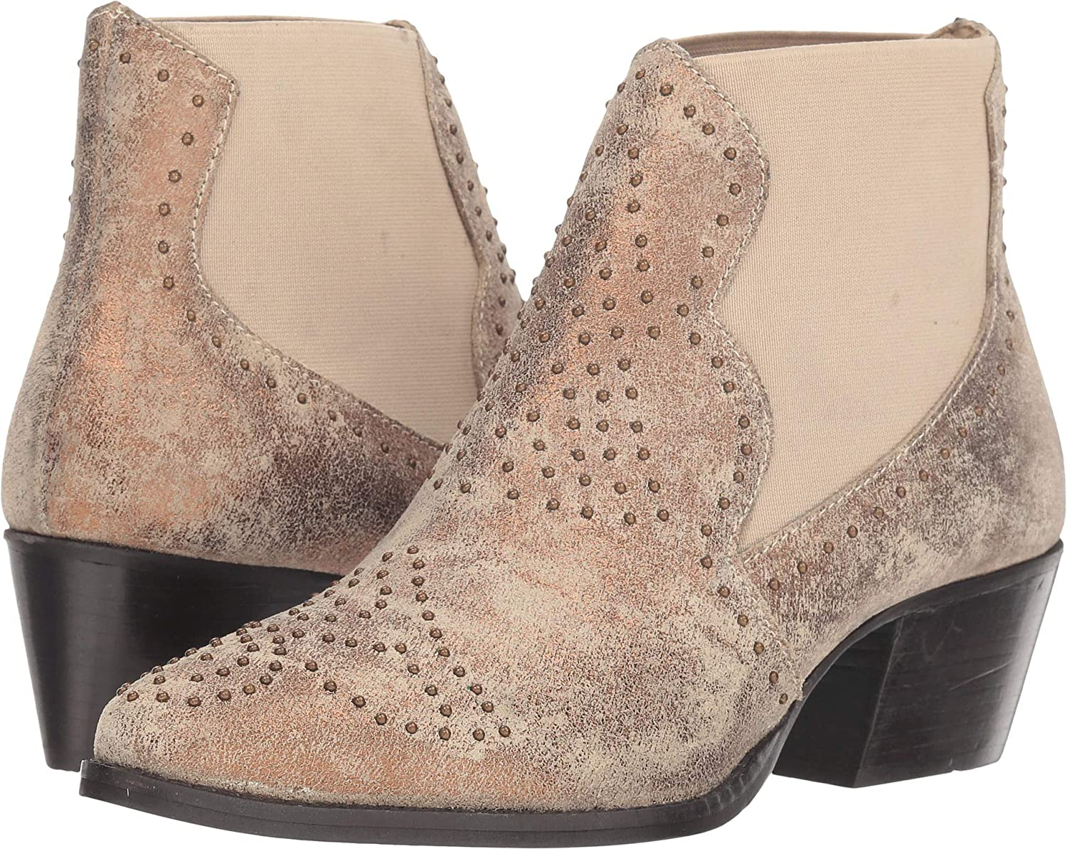 Charles by Charles David Womens Zach Studded Bootie