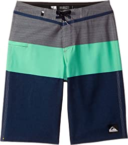 Quiksilver Kids Everyday Blocked Vee Boardshorts (Big Kids)