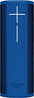 Ultimate Ears BLAST Portable Waterproof Wi-Fi and Bluetooth Speaker with Hands-Free Amazon Alexa Voice Control - Blue Steel