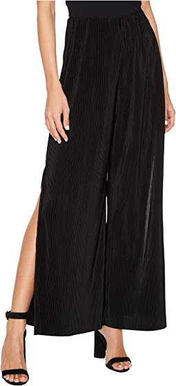 Jack by BB Dakota - Bitsy Crinkled Wide-Leg Pants