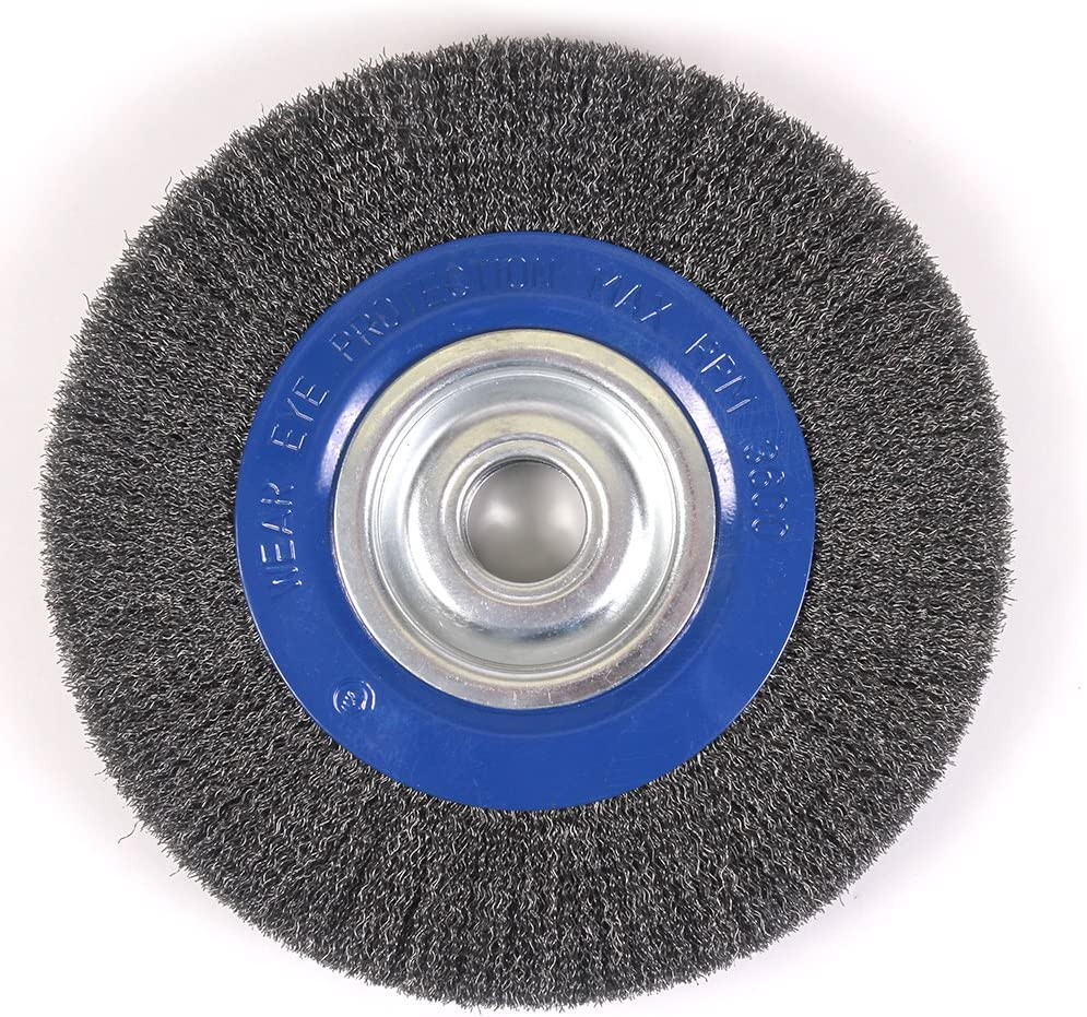 Mercer Industries 183040B Crimped Wire Wheel x free 1 Today's only 2 10