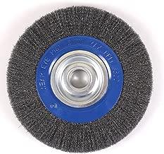 10-inch bench grinder wire wheels