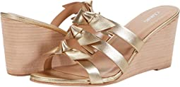 Recife Wedge with Bows