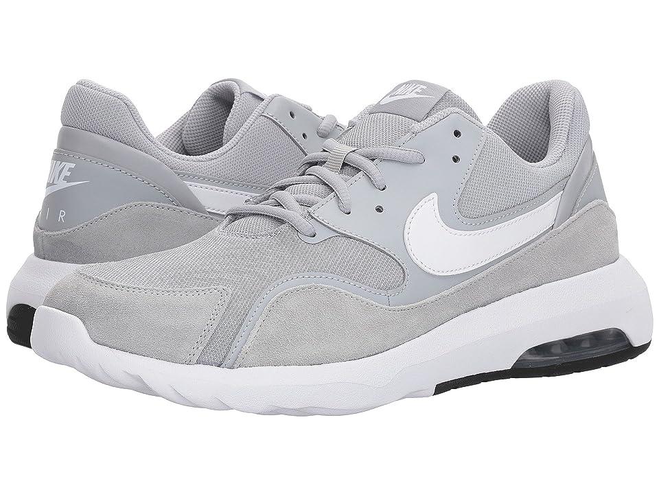 Nike Air Max Nostalgic (Wolf Grey/White/Black) Men