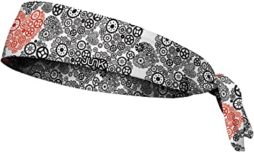 JUNK Brands Kick Start My Heart-FT Kick Start My Heart Flex Tie Headband