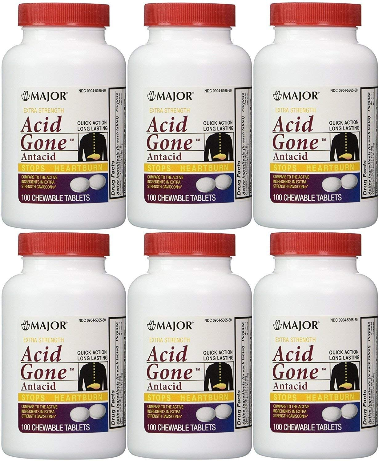 Acid Nippon regular agency Gone Antacid Chewable Generic Strength Gaviscon Extra Super popular specialty store C for