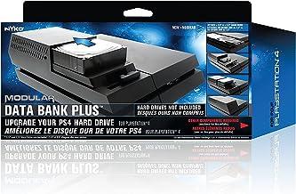 """Nyko Data Bank Plus - Data Bank 3.5"""" Hard Drive Enclosure Upgrade Dock for PlayStation 4"""