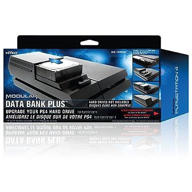 Nyko Data Bank Plus - Data Bank 3.5  Hard Drive Enclosure Upgrade Dock for PlayStation 4