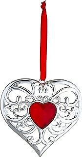 Lenox Gemmed Heart Ornament