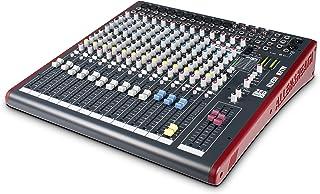 Allen & Heath ZED-16FX 16-Channel Multi-Purpose USB Mixer with FX for Live Sound and Recording