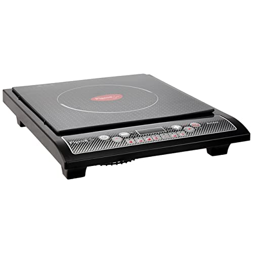 Pigeon by Stovekraft Amaze 1800-Watt Induction Cooktop, Black