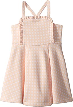 Sleeveless Apron Dress (Toddler/Little Kids/Big Kids)