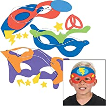 Best foam superhero masks Reviews