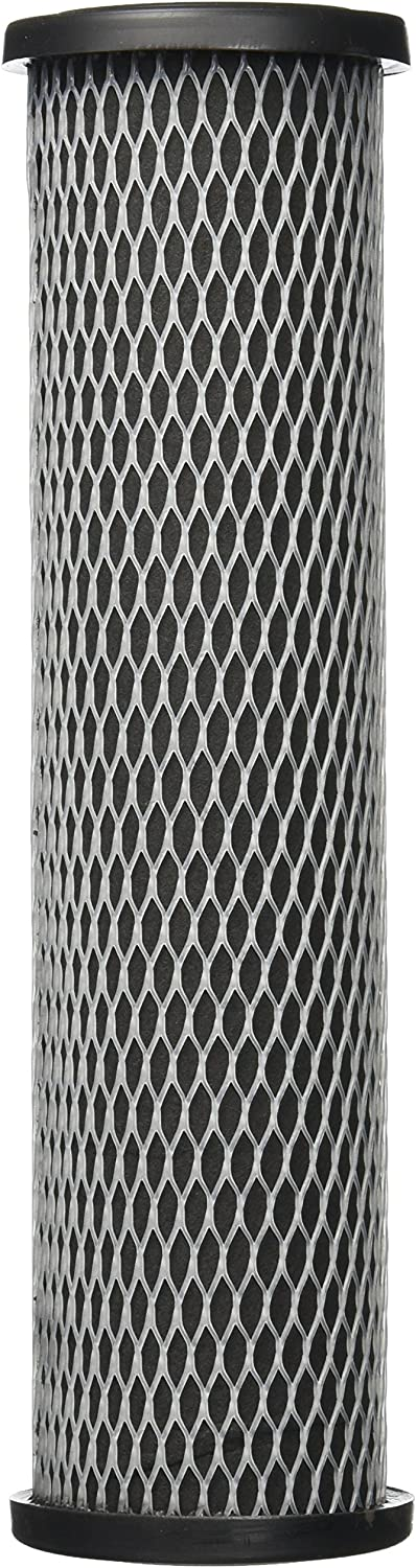 OmniFilter TO1SS 5 Micron 10 x 2.5 Comparable Whole House Carbon Filter 12 Pack