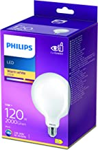 Philips LED Light Bulb 120 W E27 Warm White Non-Dimmable Glass