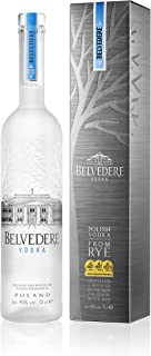 Vodka belvedere 70cl 40
