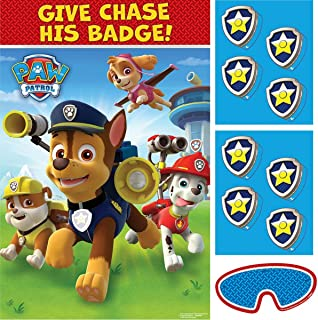 Paw Patrol Party Game, Party Favor