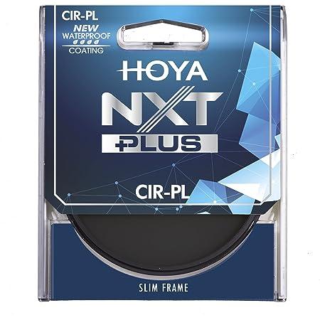 Hoya 82mm NXT Plus Circular Polarizer Slim Frame Glass Filter
