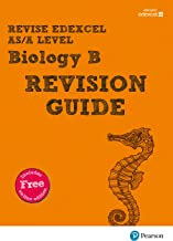Revise Edexcel AS/A Level Biology Revision Guide (REVISE Edexcel GCE Science 2015)