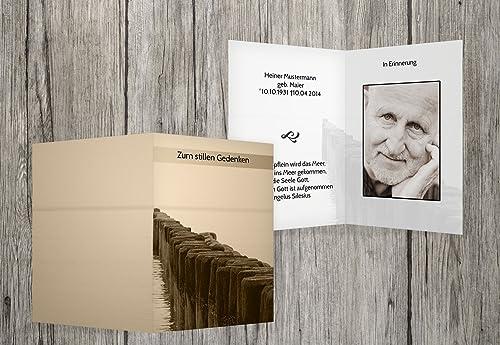 bienvenido a comprar Sterbe imágenes imágenes imágenes Puente, beige, 40 Karten  oferta de tienda