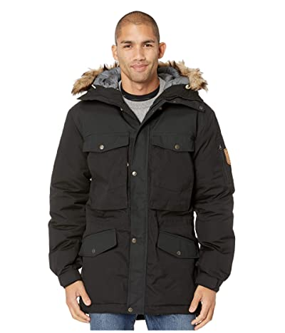 Fjallraven Singi Down Jacket (Black) Men