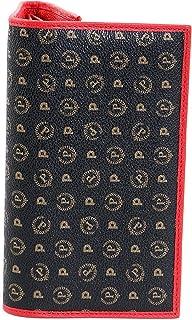 Portafoglio Pollini Tapiro Donna Nero-Rosso - TE9000PP02Q1100B