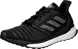 adidas Australia Women's Solar Boost Running Shoes, Core Black/Grey/Footwear White