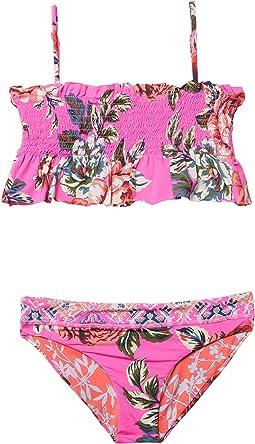 Life in Pink Merie Bikini Set (Little Kids/Big Kids)