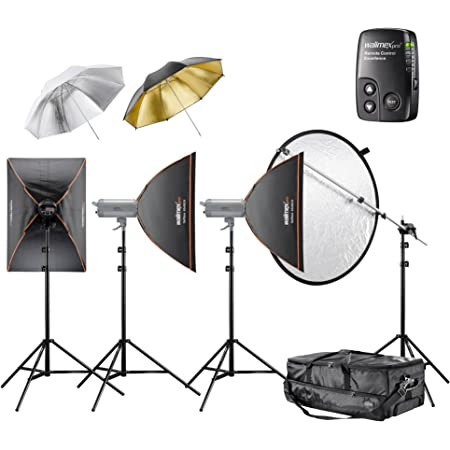 Walimex Pro Vc Excellence Studioset Classic 6 5 5 Inkl Kamera